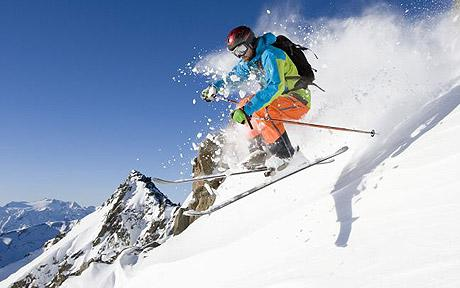 Skiing Holiday Tips