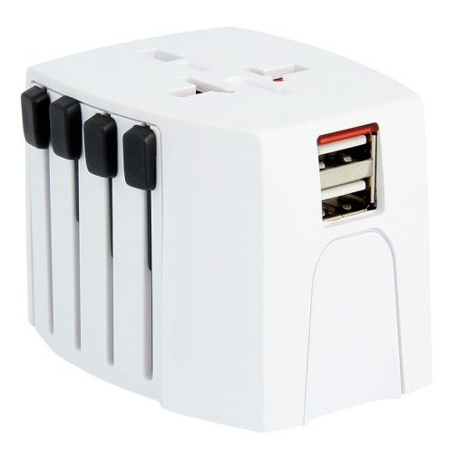 Top 5 travel gadgets 2019 universal adaptor